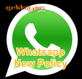 Whatsapp New Policy